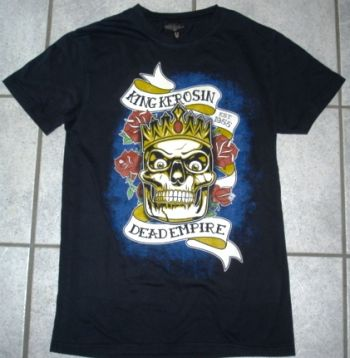 King Kerosin Vintage T-Shirt - Dead Empire