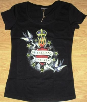 King Kerosin Girls T-Shirt - True Love