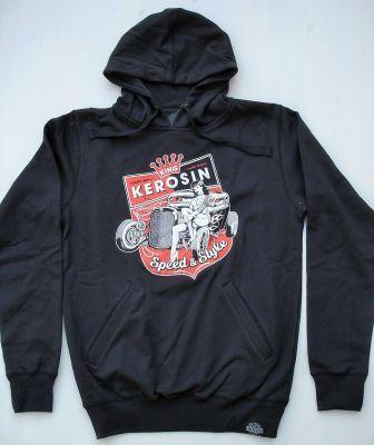 King Kerosin Standard Hoodie  HS - Speed & Style