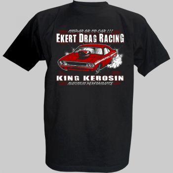 King Kerosin T-Shirt - Ekert Racing