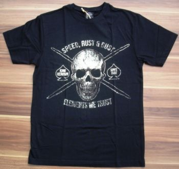 King Kerosin Regular T-Shirt / Speed, Rust & Dust