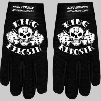 KING KEROSIN Mechanic Gloves mg_mmr