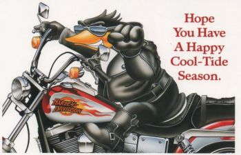 X-Mas Cards Motorcycle  X - 479