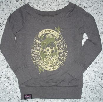 Bateau-Sweater von Queen Kerosin - Deluxe Club