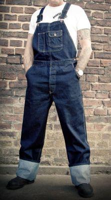 Latzhose / Jeans von Rumble59 - Dungaree