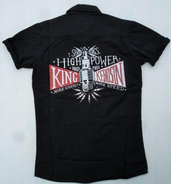 King Kerosin Worker Shirt - High Power
