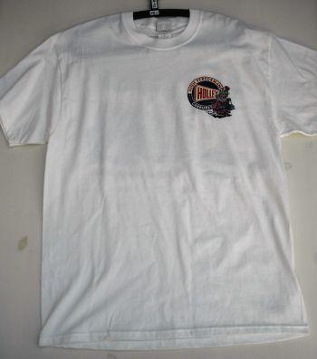 Kustom Art T-Shirt - Holley High Performance / Flathead
