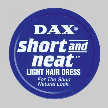 Pomade  - Dax - short and neat / blue