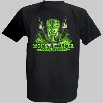 "King Kerosin T-Shirt - Mount Kilauea"""