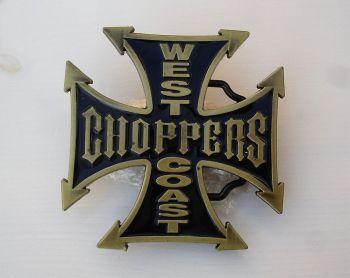 Buckle B- Malteser Cross / West Coast Choppers