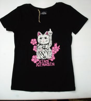 King Kerosin Girls T-Shirt - MFC