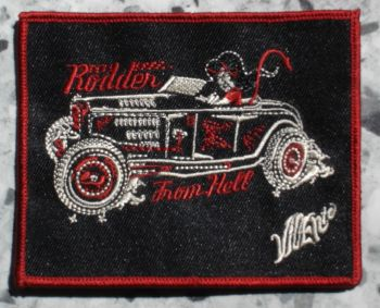 Patch - Rodder from Hell / Vicente