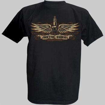 """King Kerosin T-Shirt - Rock 'n' Roll Gearheads"""""""