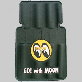 Moon Auto Fussmatte - Go with Moon