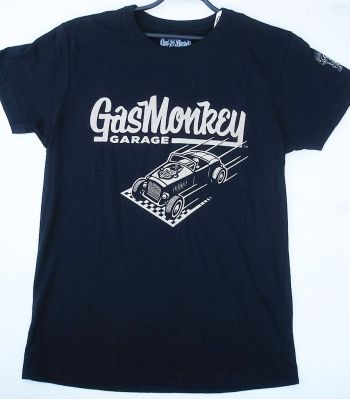 Gas Monkey Garage T-Shirt - Highboy / black