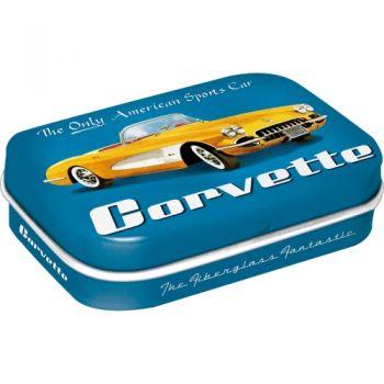 Mintbox - Corvette / gelb