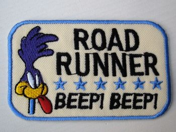 Patch - Road Runner Beep,Beep..