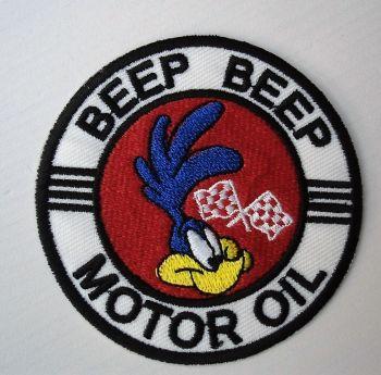 Patch - Beep Beep Motor Oil