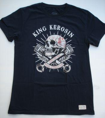 Vintage T-Shirt - Skull Piston / black