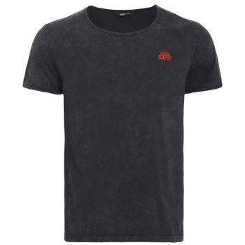 Vintage T-Shirt von King Kerosin - Basic Black