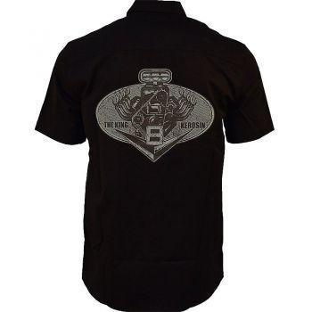 Worker Hemd von King Kerosin - V8