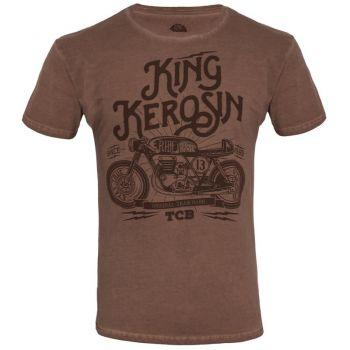Oilwashed-Shirt von King Kerosin - TCB / Hazel Brown