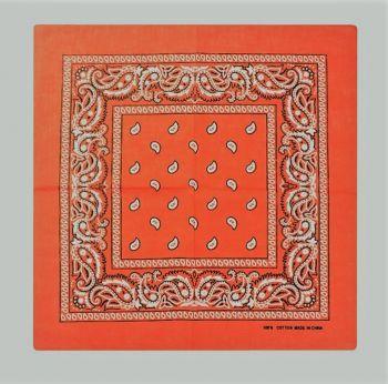 Bandanas / Orange