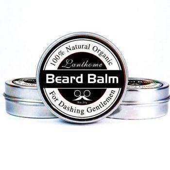 Moustache Wax / Schnurrbart Bart Wax / Bartbalsam