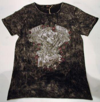 Queen Kerosin Vintage T-Shirt - V2 Motor