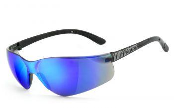 King Kerosin Biker & Motorradbrillen - KK2240abv - blue