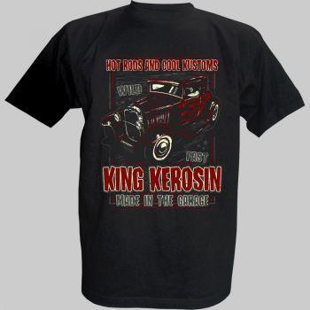 King Kerosin T-Shirt - Cool Kustom