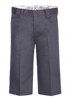 Workwear Kurze Hose - Shorts grau