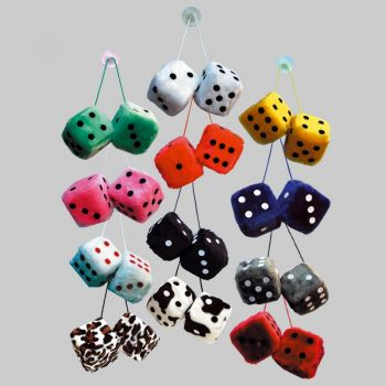 Fuzzy Dices Small hrd-small