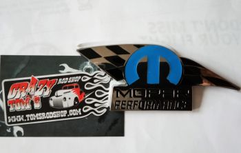 Emblem: MOPAR Performance