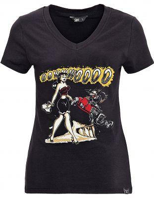 T-Shirt von Queen Kerosin  / Oow Ww Oooo