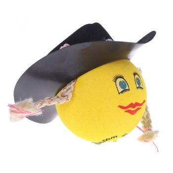Antennenball-Cowgirl