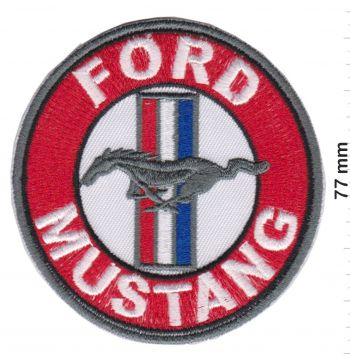 Patch - Ford Mustang / rot