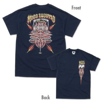 MOON EYES T-Shirt - Hot Rod & Kustom Supply