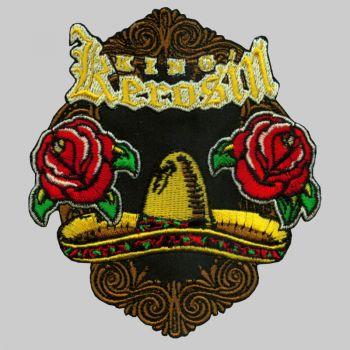 King Kerosin Patch PT-MMXa