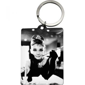 Schlüsselanhänger - Audrey / Holly Golightly