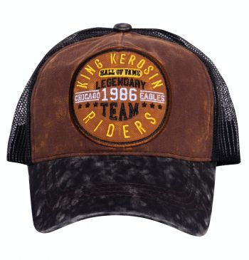 Vintage Trucker Cap von King Kerosin - Legendary Team