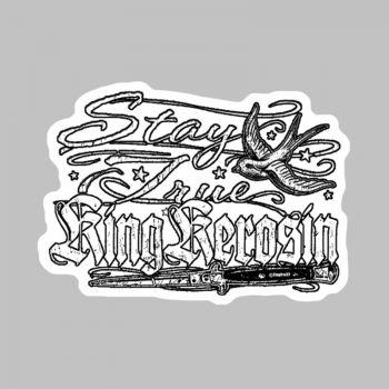 King Kerosin Sticker ST-EST