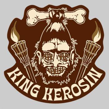 King Kerosin Sticker st_mkaa