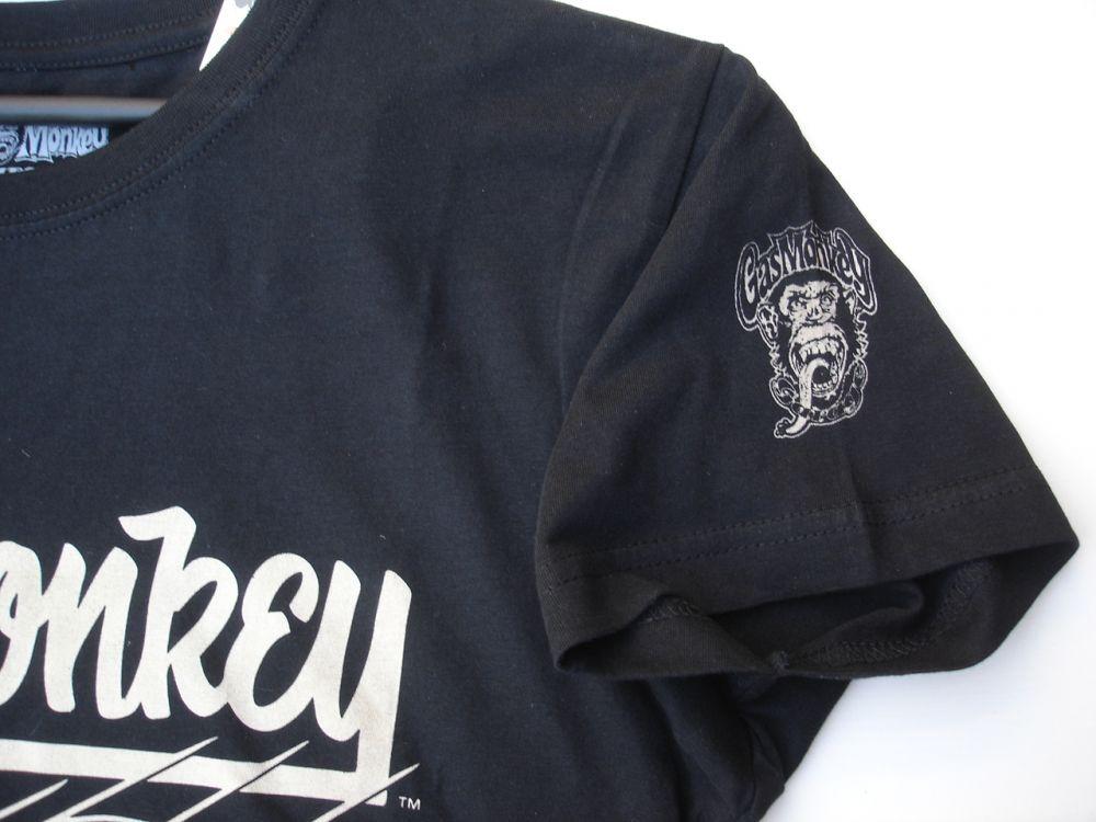 Garage T Shirts : Affliction t shirt la garage print mit schriftzügen