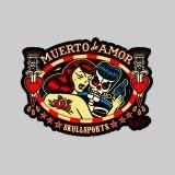Skullsport Sticker st_sma