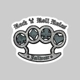 Jailwear Sticker ST-RKN