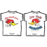 CLAY SMITH CAMS T-Shirt T-cst03wh
