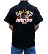 Race Gear Worker Shirt : Ws-Lsr