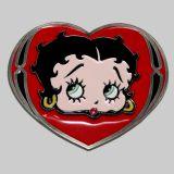 Buckle B-Betty Boop Herz
