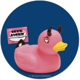 Duckie pink 10873